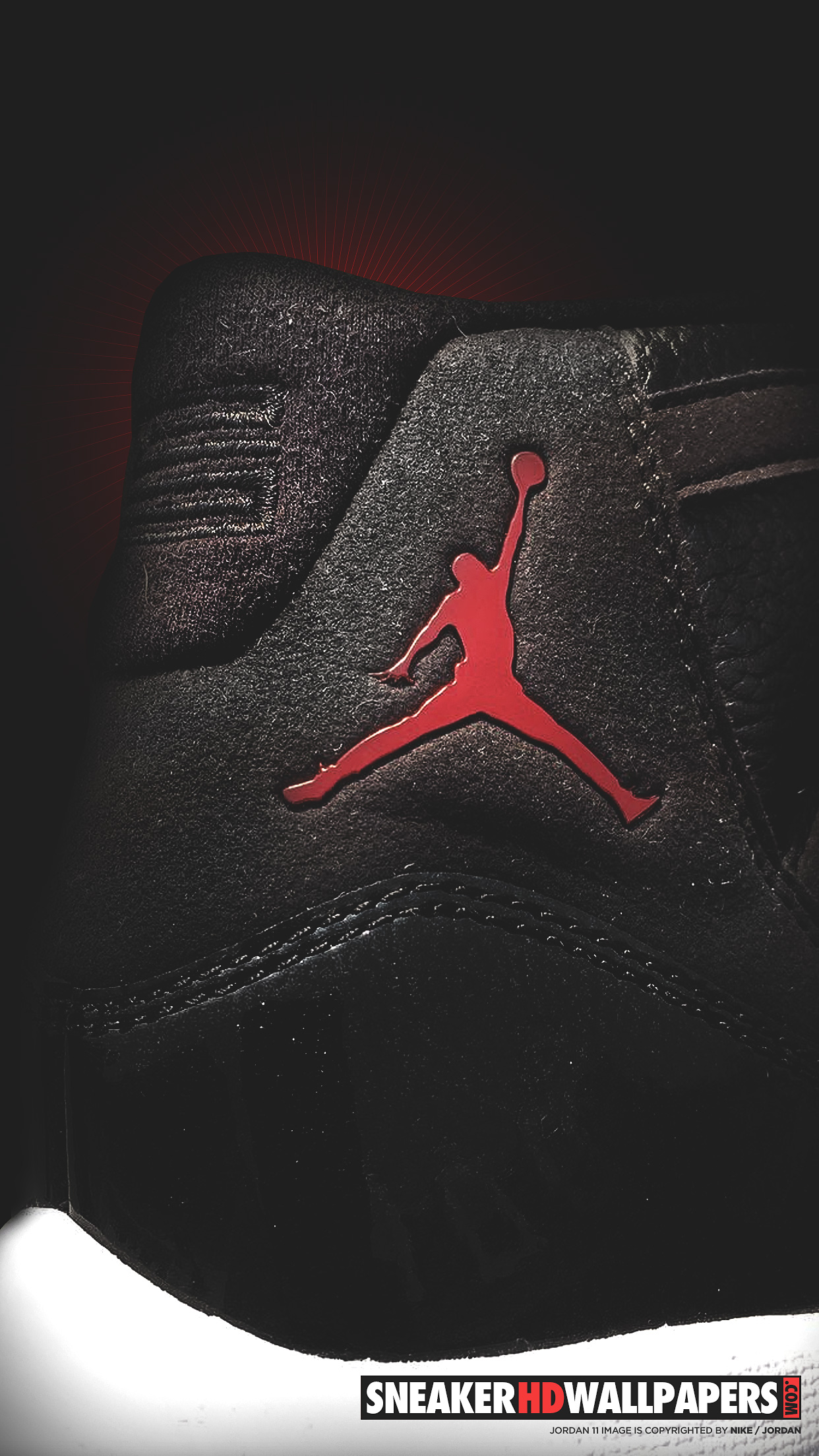 Wallpaper iphone jordan - Download Link Jordan 11 72 10 Wallpaper