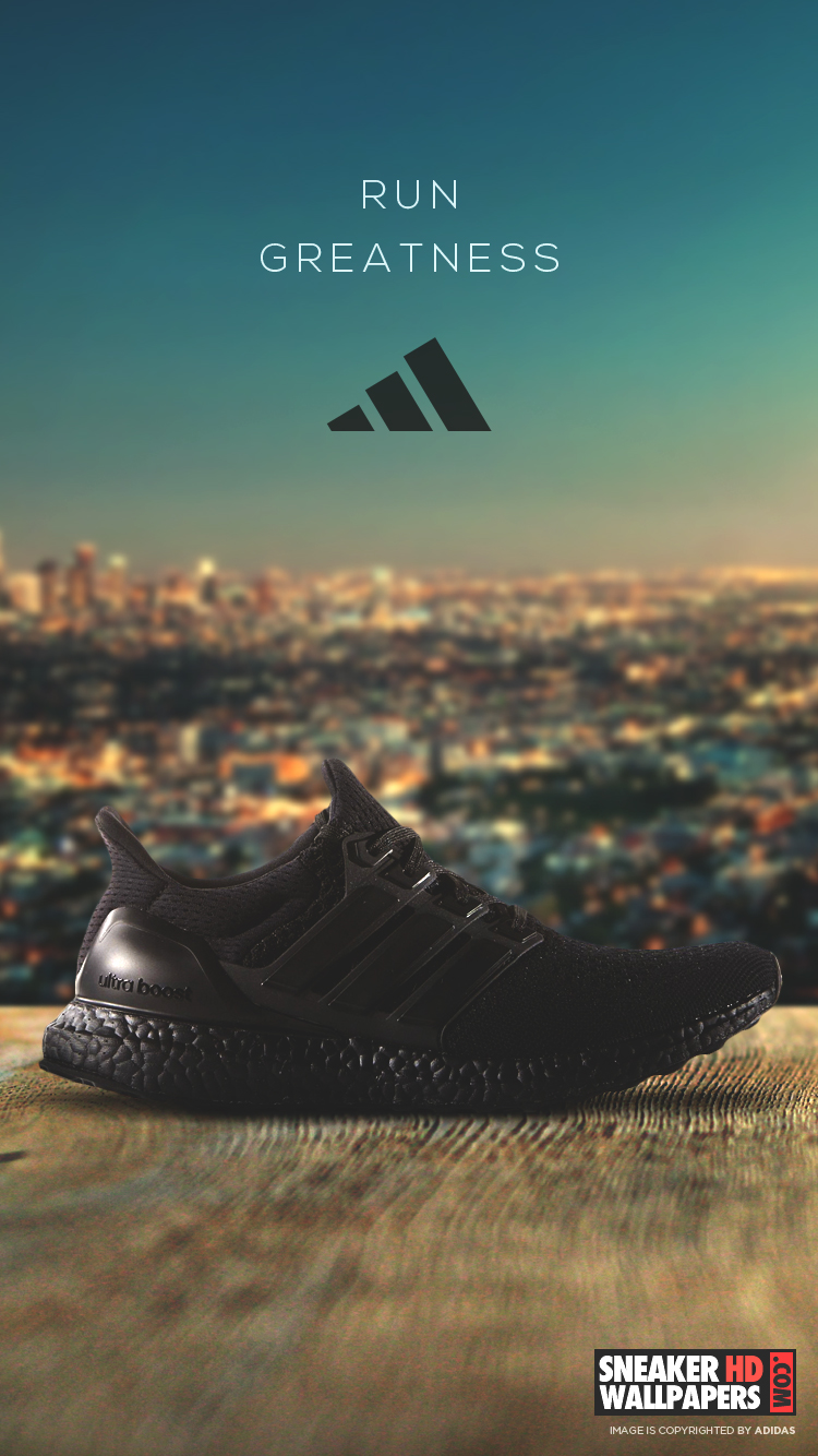 adidas boost iphone wallpaper