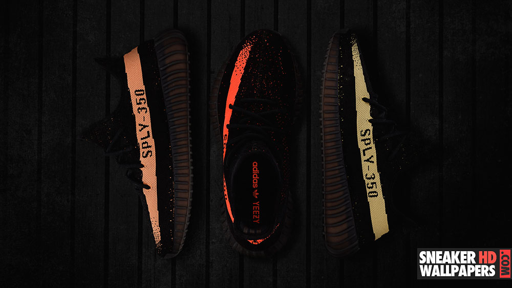 ADIDAS NEWEST VERSION YEEZY 350 V 2 COPPER BY 1605 BASF