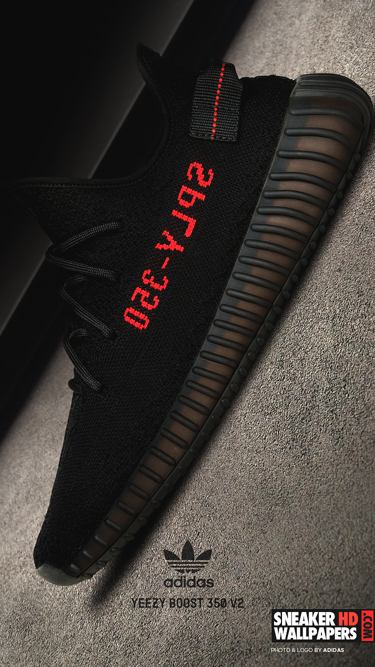 Great Wallpaper Adidas Iphone 6s Plus - yeezy-boost-350-v2-black-red-wallpaper-mobile  Graphic_968112      .jpg